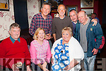 Birthday<br /> ----------<br /> Theresa Goggin,Causeway (seated Rt) had a fun night in Browne's Bar,Ballyduff celebrating her birthday,also seated are,Jer Sugrue and assumpta Dore.Back L-R Tom Sheehy,Michael Burke,Jer Guerin and Ben Browne.