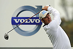 SUZHOU, CHINA - APRIL 18:  Mikko Ilonen of Finland tees off on the 2nd hole during the Round Four of the Volvo China Open on April 18, 2010 in Suzhou, China. Photo by Victor Fraile / The Power of Sport Images