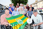 Tom Keane Chairman and Martin Scally National Chairman and the Kerry Feile committee who are all set for Feile 2016 front l-r; Peter Horgan, Eamon O'Sullivan,  Damian McCarthy. Back row:  Siobhain McCarthy, Eoin Hayes, Mary Courtney, Mike Piggot, Colm Kelly, Pat Leogue,  Kieran Coffey, Martin Sheehy