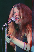 Janis Joplin with Big Brother & The Holding Company in Concert Circa 1969