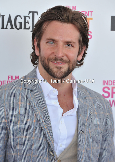 Bradley Cooper _132  arriving at the 28th annual Film Independent Spirit Awards in Santa Monica.