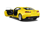Car images of 2016 Chevrolet CAMARO 2LT 2 Door coupe Doors