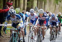 Liege-Bastogne-Liege 2012.98th edition..Francis De Greef