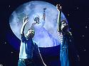 Caroline or Change. Book and Lyrics by Tony Kushner. With Angela M Caesar as The Moon ,Perry Millward as Noah Gellman, Kuan Frye as Joe Thibodeaux.  Opens at the Lyttleton  Theatre on 19/10/06 CREDIT Geraint Lewis