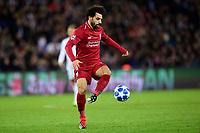 Mohamed Salah (Liverpool) <br /> Parigi 28-11-2018 <br /> Paris Saint Germain - Liverpool Champions League 2018/2019<br /> Foto JB Autissier / Panoramic / Insidefoto <br /> ITALY ONLY