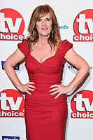 Siobhan Finneran<br /> at the TV Choice Awards 2018, Dorchester Hotel, London<br /> <br /> ©Ash Knotek  D3428  10/09/2018