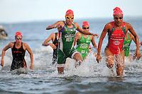 Triatlón Sports World Veracruz 2013-  Daniela García Velez. ©NortePhoto.com ..<br /> YahirCeballos/NortePhoto