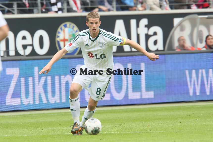 Lars Bender (Bayer)  - Eintracht Frankfurt vs. Bayer Leverkusen, Commerzbank Arena