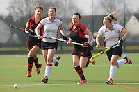 Havering HC Ladies vs Tunbridge Wells HC Ladies 2nd XI 12-03-16