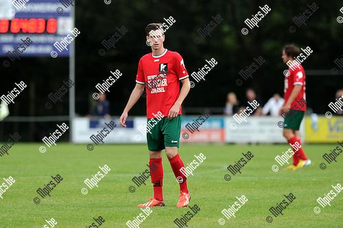 2014-09-14 / Voetbal / seizoen 2014-2015 / Sint Job - Antonia / Nick Van Oers<br /><br />Foto: Mpics.be