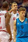 Monacos Elmedin Kikanovic <br /> <br /> 03.01.2019  ERO Cup, Basketball, ALBA Berlin - AS Monaco beim Spiel ALBA Berlin -  AS Monaco.<br /> <br /> Foto &copy; PIX-Sportfotos *** Foto ist honorarpflichtig! *** Auf Anfrage in hoeherer Qualitaet/Aufloesung. Belegexemplar erbeten. Veroeffentlichung ausschliesslich fuer journalistisch-publizistische Zwecke. For editorial use only.