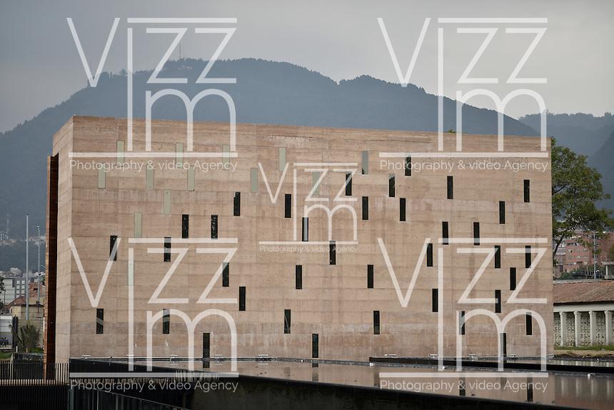 BOGOT&Aacute;-COLOMBIA. Centro de Memoria Paz y reconciliaci&oacute;n ubicado en el centro de Bogot&aacute;, Colombia.<br /> Center of Memory Peace and Reconciliation located in downtown of Bogota, Colombia Photo: VizzorImage/STR
