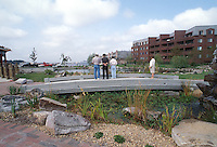 2000 October 18..Redevelopment.Downtown West (A-1-6)..GENERAL VIEWS.FRIENDSHIP PARK..CATHY DIXSON.NEG#.NRHA#..
