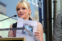 LOS ANGELES - APR 21:  Anna Faris at the Walk of Fame Star Ceremony on the Hollywood Walk of Fame on April 21, 2017 in Los Angeles, CA