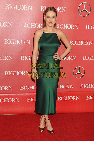 2 January 2016 - Palm Springs, California - Brie Larson. 27th Annual Palm Springs International Film Festival Awards Gala held at the Palm Springs Convention Center.  <br /> CAP/ADM/BP<br /> &copy;BP/ADM/Capital Pictures