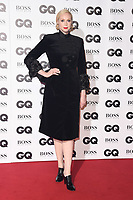 LONDON, UK. September 05, 2018: Gwendoline Christie at the GQ Men of the Year Awards 2018 at the Tate Modern, London