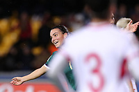 Daniela Sabatino of Italy celebrates after scoring a goal<br /> Benevento 08-11-2019 Stadio Ciro Vigorito <br /> Football UEFA Women's EURO 2021 <br /> Qualifying round - Group B <br /> Italy - Georgia<br /> Photo Cesare Purini / Insidefoto