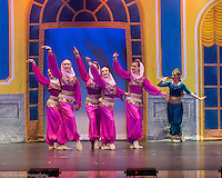 2014 (CJDT) Aladdin & The Magic Lamp