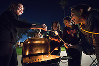Non-fire, Homecoming & Family Weekend, Friday, Oct. 18, 2013. (Photo by Marc Campos, Occidental College Photographer)