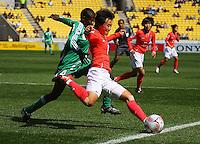 081030 FIFA Women's Under-17 Football World Cup - Nigeria v Korea