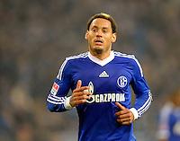Football: Germany, 1. Bundesliga.FC Schalke 04.Jermaine Jones (Schalke).© pixathlon