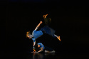 Sadler's Wells and Universal Music UK present MESSAGE IN A BOTTLE, a new dance theatre production by Sadler's Wells Associate Artist, Kate Prince, set to the music of 17-time Grammy Award-winning artist, Sting. Picture shows: Sam Baxter (aloft), Tommy Franzen (below)
