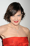 LOS ANGELES, CA - JANUARY 13: Elizabeth McGovern arrives at the W Magazine's celebration of the 69th Annual Golden Globe Awards at the Chateau Marmont Hotel on January 13, 2012 in Los Angeles, California.