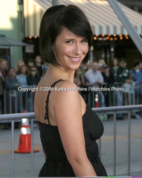 "Jennifer Love Hewitt.""The Break-Up"" Premiere.Mann's Village Theater.May 22, 2006.©2006 Kathy Hutchins / Hutchins Photo...."