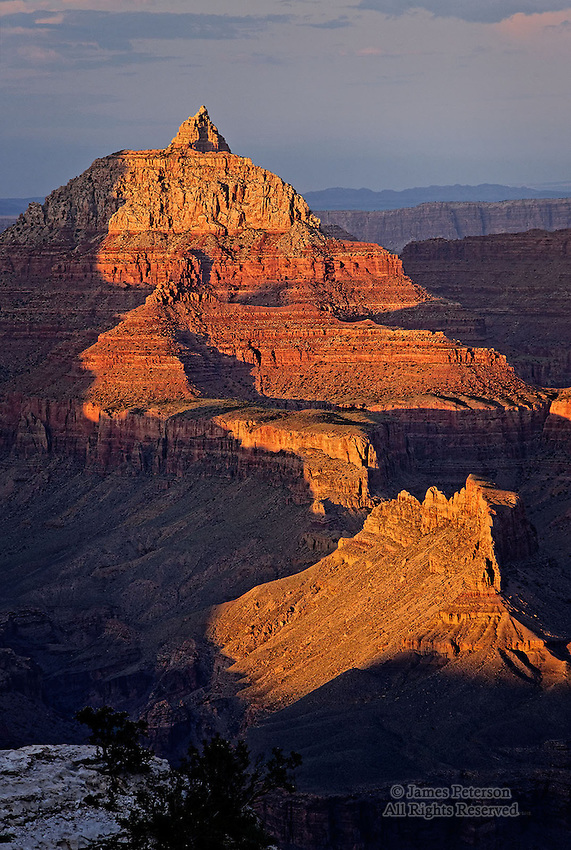 August Vista, South Rim of Grand Canyon