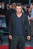 London, UK. 26 September 2016. Josh Duhamel. Red carpet arrivals for the European Premiere of the Hollywood movie Deepwater Horizon in Leicester Square. The movie is based on the 2010 Deepwater Horizon explosion and oil spill in the Gulf of Mexico. © Bettina Strenske/Alamy Live News