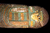 Sarcophages cartonnages