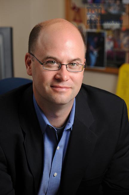 Law School professor Rick Garnett