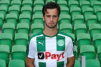 GRONINGEN - Voetbal, Presentatie FC Groningen o23, seizoen 2017-2018, 11-09-2017,   FC Groningen speler Michael Breij