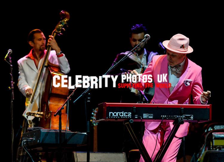 The Mavericks - Live at the Eventim Apollo london 4th march 2015 Photos Jim Templeton-Cross