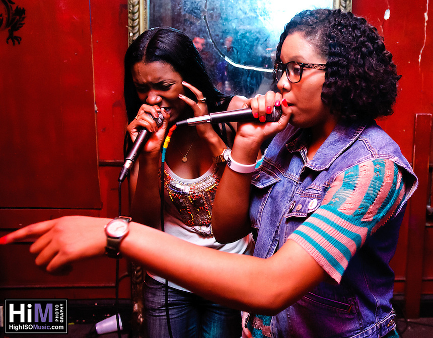 Plane Jane hosts a hip hop sampler at Dragon's Den in New Orleans, LA!