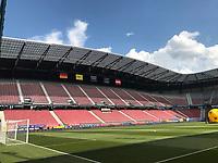 Wörthersee Stadion in Klagenfurt - 02.06.2018: Österreich vs. Deutschland, Wörthersee Stadion in Klagenfurt am Wörthersee, Freundschaftsspiel WM-Vorbereitung