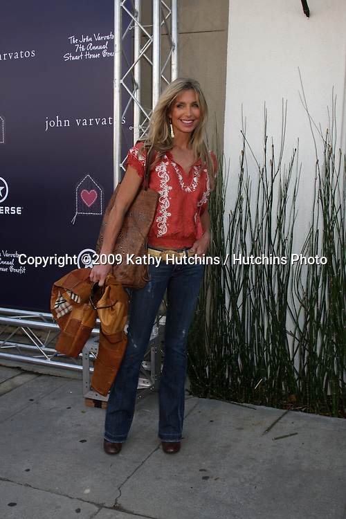 Heather Thomas  arriving at the 7th Annual John Varvatos Stuart House Benefit at the John Varvatos Store in West Hollywood, CA  on.March 8, 2009.©2009 Kathy Hutchins / Hutchins Photo...                .