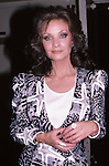 Kate O'Mara on the set of 'Dynasty' in Los Angeles California on September 16, 1986
