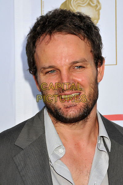JASON CLARKE.7th Annual BAFTA TV Tea Party held at the Intercontinental Hotel, Century City, California, USA..September 19th, 2009.headshot portrait beard facial hair grey gray.CAP/ADM/BP.©Byron Purvis/AdMedia/Capital Pictures.