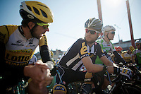 Theo Bos (NLD/MTN-Qhubeka) at the start<br /> <br /> 3 Days of West-Flanders 2015<br /> stage 2: Nieuwpoort - Ichtegem 184km