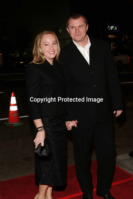 Vadim Perelman &amp; Joann Perelman <br />AFI Film Festival World Premiere of &quot;House of Sand and Fog&quot; <br />Cinerama Dome at ArcLight<br />Hollywood, California, USA<br />Sunday, November 9, 2003<br />Photo By Celebrityvibe.com/Photovibe.com