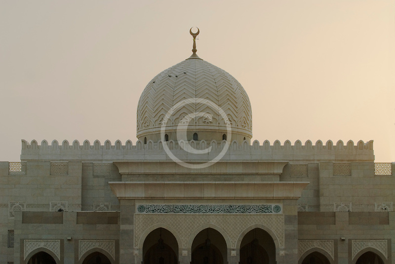 United Arab Emirates, Dubai, Dubai Grand Mosque