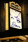 """""""Diana - A True Musical Story"""" - Theatre Marquee"""