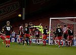 Goal mouth Match action during the FA Youth Cup First Round match at Bramall Lane Stadium, Sheffield. Picture date: November 1st 2016. Pic Richard Sellers/Sportimage