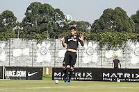 SÃO PAULO, SP, 22.05.2015 - FUTEBOL-CORINTHIANS - Felipe jogador do Corinthians durante sessão de treinamento no Centro de Treinamento Joaquim Grava na região leste de São Paulo nesta sexta-feira, 22. (Foto: Marcos Moraes/Brazil Photo Press)