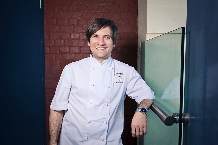 Cole Thomas Culinary Solutions. Situated in the Adelaide Central markets.One of Adelaide's most prominent and inspiring .young chefs