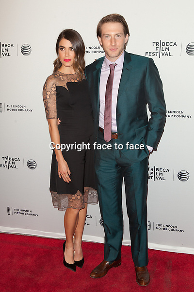 NEW YORK, NY - APRIL 24: Nikki Reed and Fran Kranz attend the premiere of 'Murder of a Cat' during the 2014 Tribeca Film Festival at SVA Theater on April 24, 2014 in New York City. <br /> Credit: Corredor99/MediaPunch<br /> Credit: MediaPunch/face to face<br /> - Germany, Austria, Switzerland, Eastern Europe, Australia, UK, USA, Taiwan, Singapore, China, Malaysia, Thailand, Sweden, Estonia, Latvia and Lithuania rights only -
