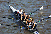 Crew: 55  LRC (C)  London RC (M Kennedy)  4+ Champ<br /> <br /> Fours Head of the River 2018<br /> <br /> To purchase this photo, or to see pricing information for Prints and Downloads, click the blue 'Add to Cart' button at the top-right of the page.