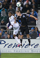 March 3rd, 2013: San Jose Earthquakes vs Salt Lake Real soccer match at Buck Shaw Stadium, Santa Clara, Ca.  Salt Lake Real defeated San Jose Earthquakes