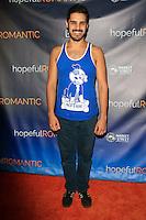 LOS ANGELES - NOV 9: Joseph Arellano at the special screening of Matt Zarley's 'hopefulROMANTIC' at the American Film Institute on November 9, 2014 in Los Angeles, California
